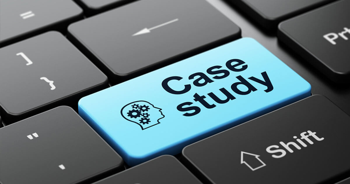 Writing good business case studies